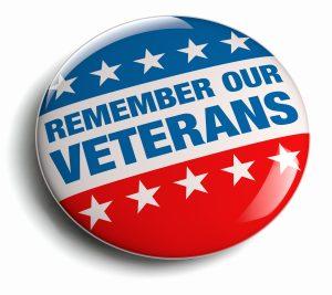 Remember Our Veterans - Veterans Day stock image
