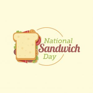 National Sandwich Day