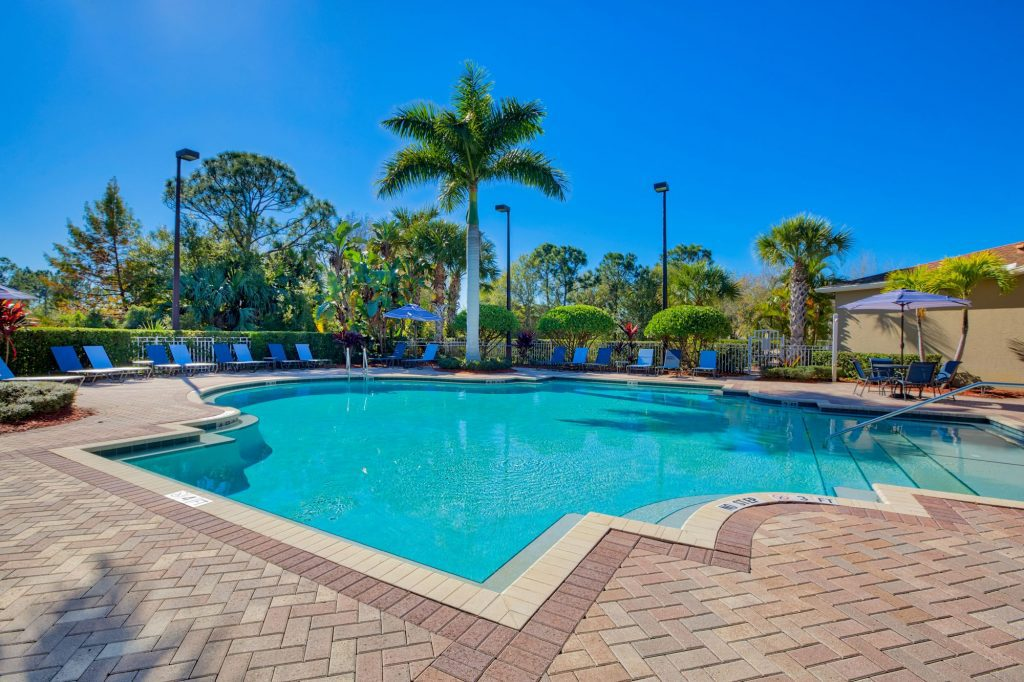 Kitterman Woods pool and amenities