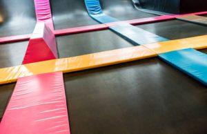 Indoor trampolines 1
