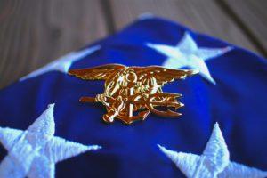 Navy SEAL trident