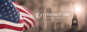9-11 Patriot Day